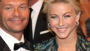 Julianne Hough und Ryan Seacrest
