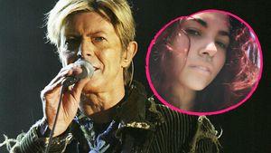 Seltenes Bild: So schön ist David Bowies (†) Tochter Lexi