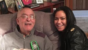 P. Diddys Ex Cassie trauert um ihren verstorbenen Großvater