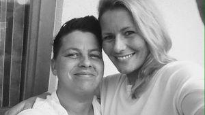 Sängerin Kerstin Ott und ihre Frau