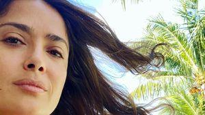 Mit Botox nachgeholfen? Salma Hayek spricht Klartext