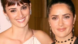 Penelope Cruz gesteht: Im Bett mit Salma Hayek!