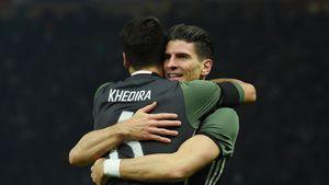 Sami Khedira reagiert im Netz auf Mario Gomez' Karriereende