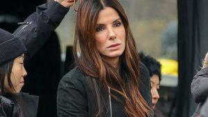 Hinter der Bühne: Darum brach Sandra Bullock in Tränen aus