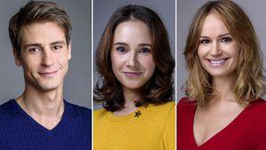 """14. Staffel: Das sind die 7 neuen """"Sturm der Liebe""""-Stars"""