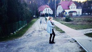 Sara Kulka besucht ihr Heimatdorf in Polen