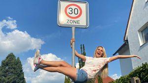 30. Geburtstag: Sara Kulka akzeptiert Cellulite und Co.!