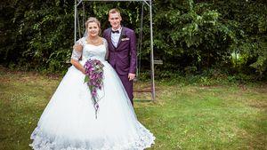 Ein Jahr Ehe: Sarafina Wollny und Peter noch total verliebt