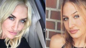 Krass! Sarah Connor und Schwester Lulu sehen aus wie Twins!