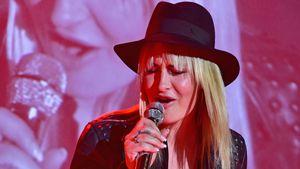 Sarah Connor bei einem Konzert in Berlin