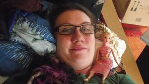 Barbieliebhaberin Sarah H.