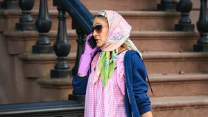 """""""And Just Like That"""": Sarah Jessica Parker im skurrilen Look"""