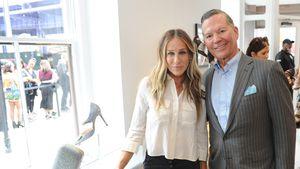 Sarah Jessica Parker trauert um Businesspartner George