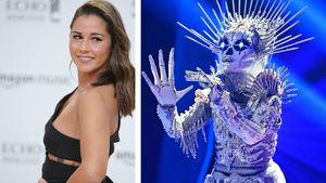 """Neue """"The Masked Singer""""-Indizien: Ist Sarah das Skelett?"""