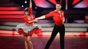"""Sarah Lombardi und Tanzpartner Robert Beitsch beim """"Let's Dance""""-Halbfinale 2016"""