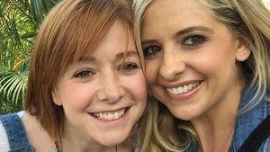 """Sarah Michelle Gellar: """"Buffy""""-Reunion mit Alyson Hannigan!"""