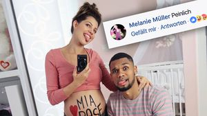 """""""Peinlich"""": Melli Müller kommentiert Sarahs """"Mia Rose""""-Foto!"""