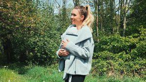 Scarlett Gartmann wünscht sich, dass ihr Baby klein bleibt!
