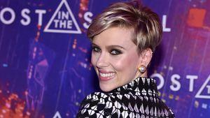 Scarlett Johansson bei einer Premiere in Paris 2017