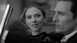 """Dufte"": Scarlett Johansson & Matthew McConaughey"