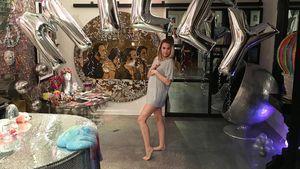 Rätselhafter Schwangerschafts-Post: Miley Cyrus klärt auf!