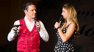 1. Show als Liebespaar? Stefan Mross & Anna-Carina on Stage