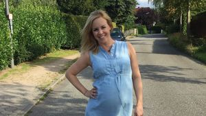 Isabel Edvardsson: Ihr Sohn kam erst ohne Namen zur Welt!