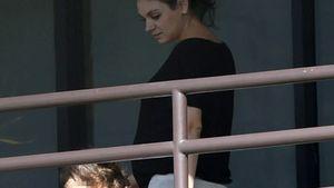 Karriere & Kind: So sehr vermisst Mila Kunis Tochter Wyatt