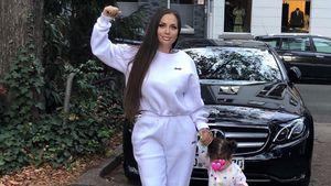 Schwesta Ewa darf restliche Haftzeit mit Tochter verbringen