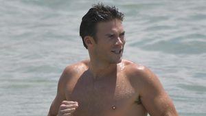 Sexy Wellenbrecher: Scott Eastwood lässt die Muskeln spielen