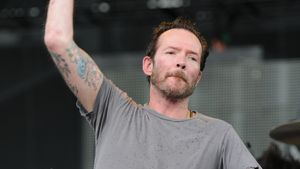 "Scott Weiland auf dem ""Rock on the Range 2015"""