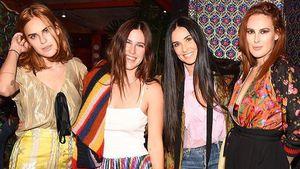 Zum 55. B-Day: Demi Moore geht als Sis ihrer Töchter durch!