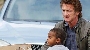 Sean Penn schon Ersatz-Papa für Charlize' Sohn