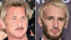 Sean Penn und Hopper Penn