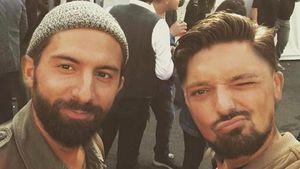 Bachelorette-Stars Sebastian & Niklas: Irre Fotomontage!