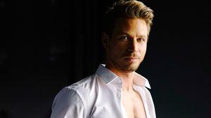 "Sebastian Pannek bei einem Shooting für ""Der Bachelor"""