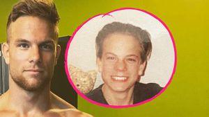 Gegelte Mähne: So sah Bachelor Basti Preuss als Teenie aus!