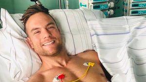 Nach Crash: Sebastian Preuss meldet sich aus der Klinik
