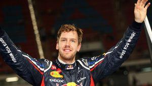 Glückwunsch! Vettels Weltmeister-Baby ist da