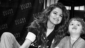 Selena Gomez auf ihrer Tour