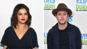 Echt ein Paar? Selena Gomez stattet Niall einen Besuch ab