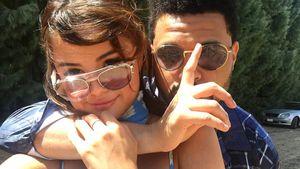 Selena Gomez und The Weeknd beim Coachella-Festival