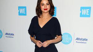Auf Red Carpet: Versteckt Selena Gomez hier ihren Babybauch?