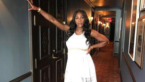 Serena Williams' Disney-Hochzeit: Sie trug gleich 3 Kleider!