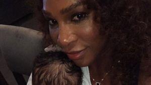 Serena Williams: Erst Tennis, dann Baby Nummer zwei