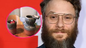 Kreatives Töpfern: Seth Rogen baut einen Joint-Aschenbecher!