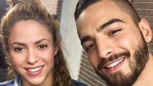 """Heißer """"Trap""""-Videoclip: Shakira macht's wieder mit Maluma!"""
