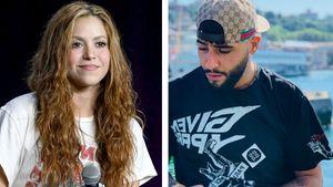 Irre: Megastar Shakira verklagt den deutschen Rapper Samra!