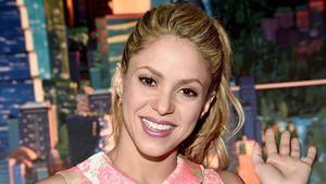 Tor für Spanien! Shakira & Söhnchen Sasha feiern Papa Gerard