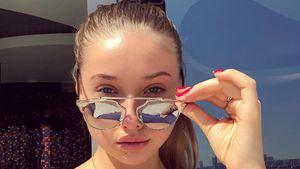Rückzug? Shania Geiss löscht alle ihre Fotos auf Instagram